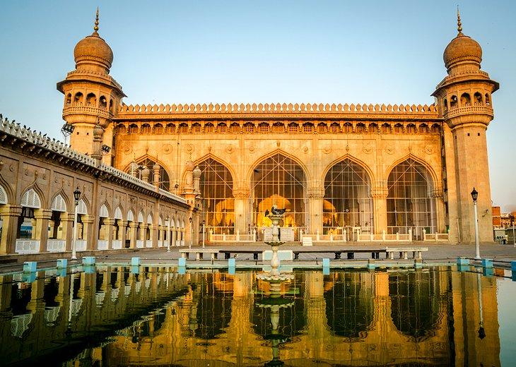مسجد مکه، حیدرآباد هند