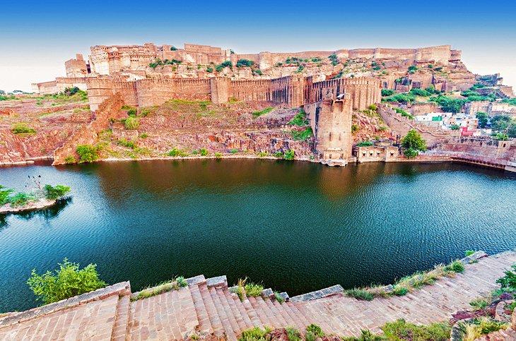 قلعه مهرانگاره جودپور هند