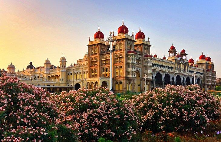 کاخ میسور هند