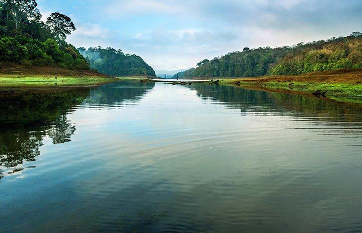 پارک ملی و حیات وحش پریار، مادورای هند