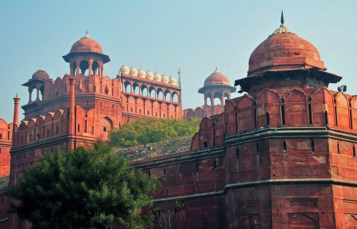 قلعه سرخ، دهلی هند