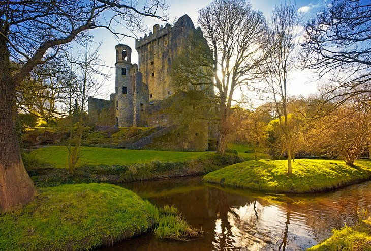 Blarney Castle and Cork