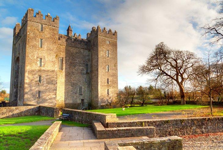 Castillo de Bunratty & amp;  Parque folclórico