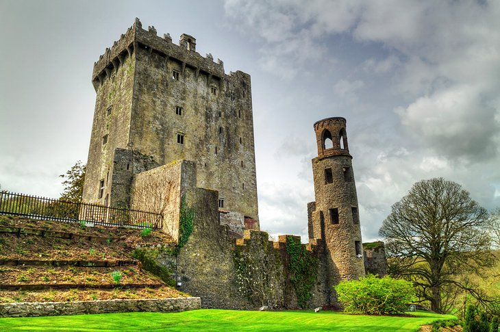 Blarney Castle and the Blarney Stone