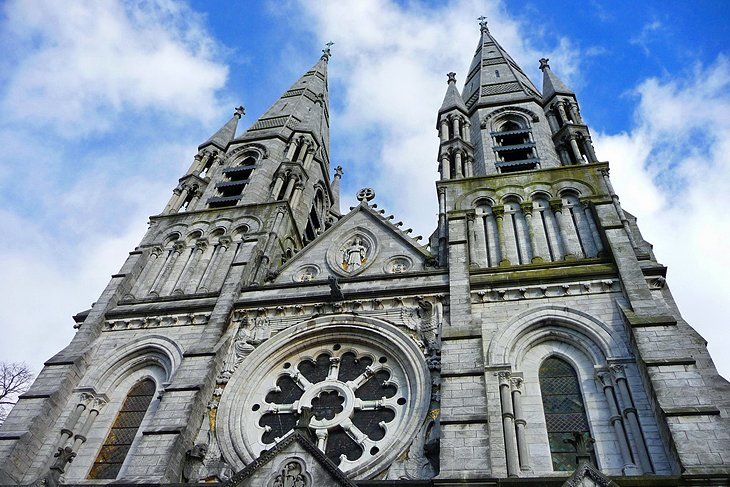 Saint Fin Barres Cathedral Cork Ireland Saint Fin