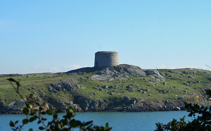 Dalkey and Killiney on Dublin's south coast