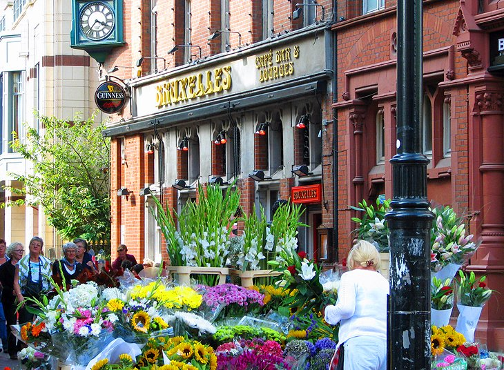 16 TopRated Tourist Attractions in Dublin – Tourist Map Dublin