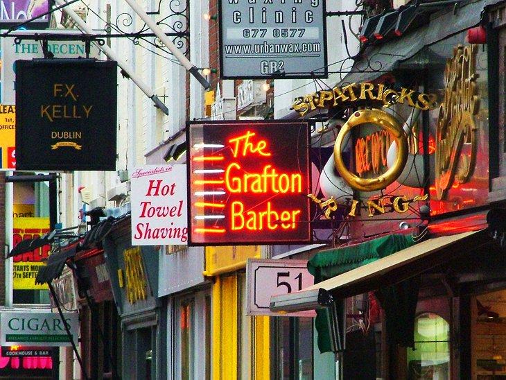 Grafton Street, Dublín