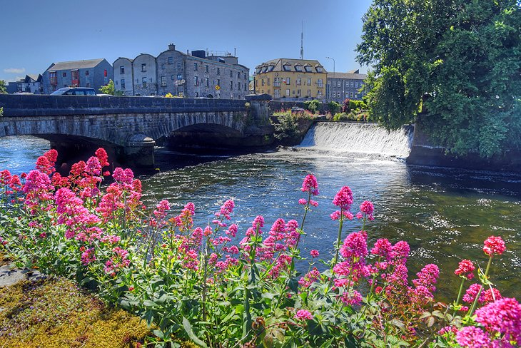 Galway and the River Corrib