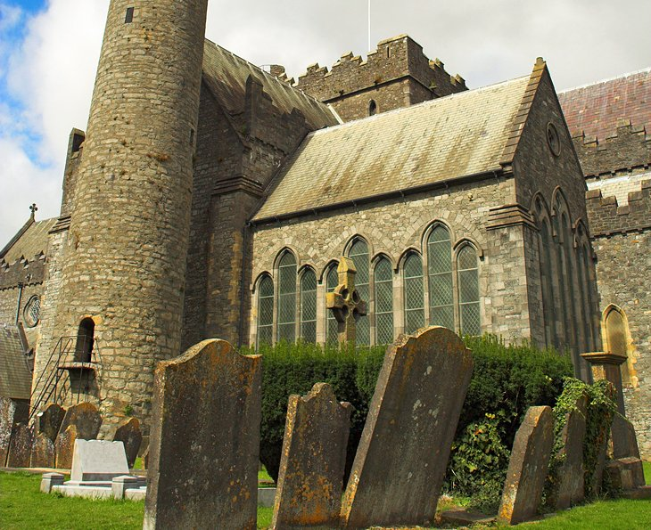 St. Canice's Cathedral and Round Tower