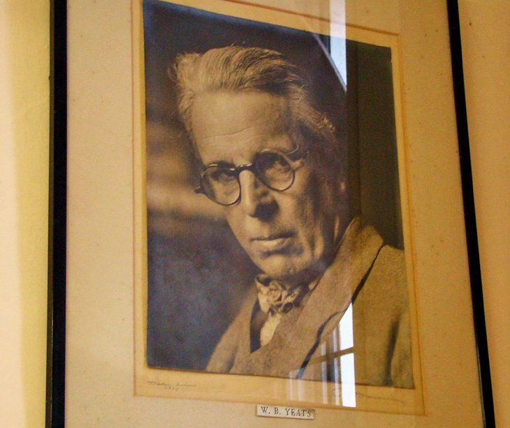Portrait of W.B. Yeats