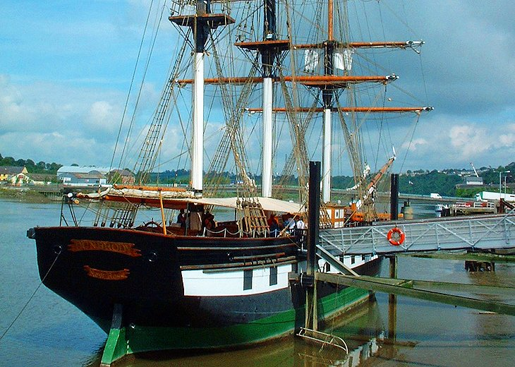 SS Dunbrody Famine Ship - New Ross