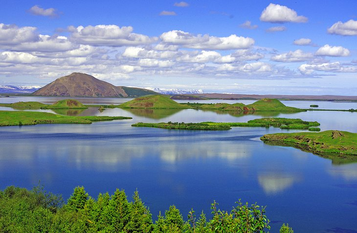 Lake Myvatn & Nature Reserve
