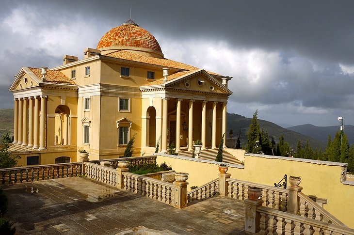 The Palladio (House of Palestine)