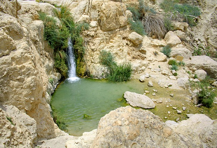 10 TopRated Tourist Attractions in the Dead Sea Region – Jerusalem Tourist Map
