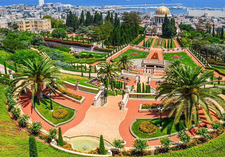14 TopRated Tourist Attractions in Haifa – Tourist Map Of Tel Aviv