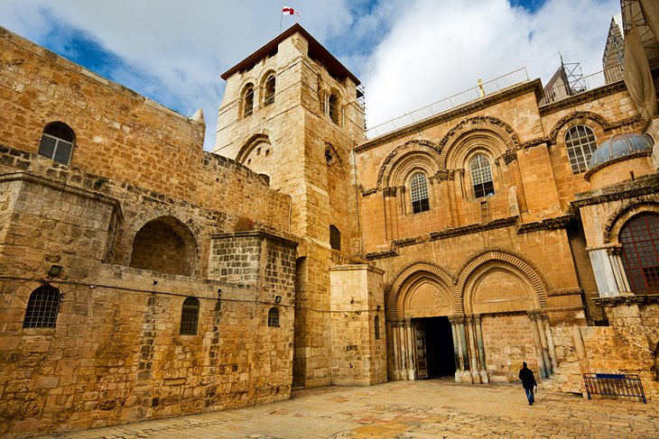 15 TopRated Tourist Attractions in Jerusalem – Jerusalem Tourist Map