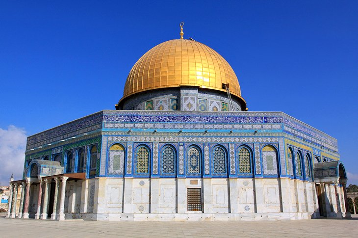 Haram al-Sharif (Temple Mount)