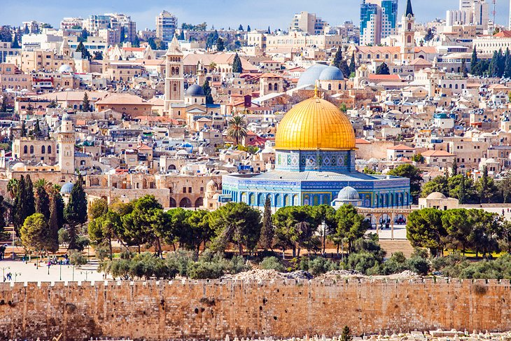 12 TopRated Tourist Attractions in Israel and the Palestinian