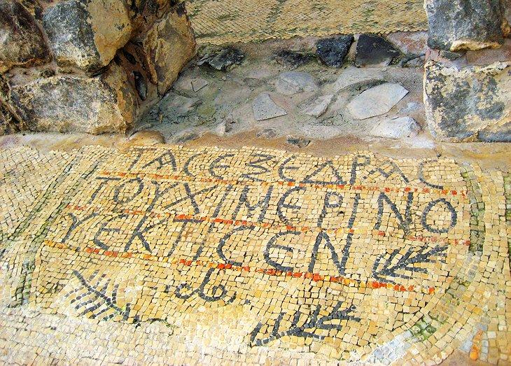 Bet Shean Mosaics Art - image 10