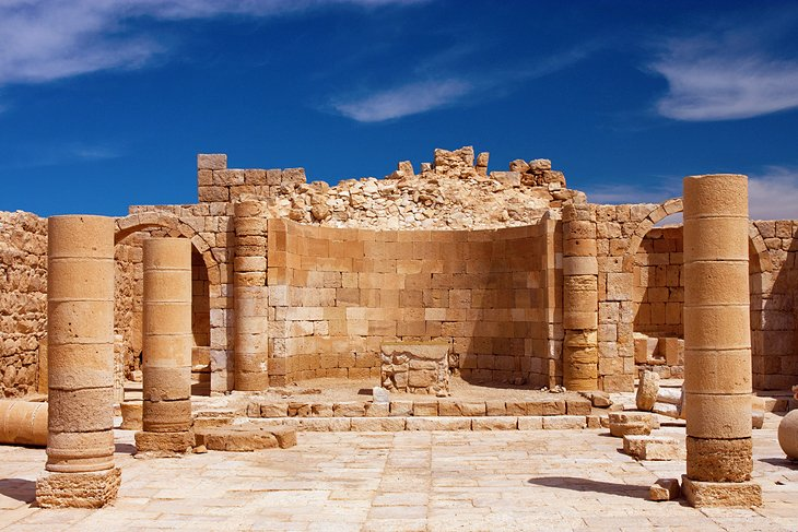 10 TopRated Tourist Attractions in the Negev Region – Tourist Attractions Map In Israel