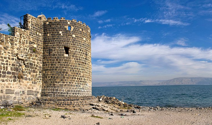 14 TopRated Tourist Attractions in the Sea of Galilee Region – Tourist Attractions Map In Israel