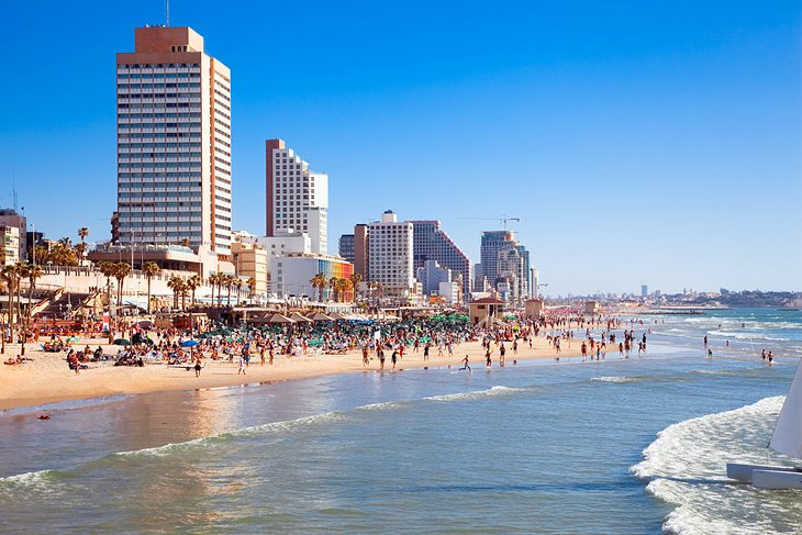 14 TopRated Tourist Attractions in Tel Aviv PlanetWare