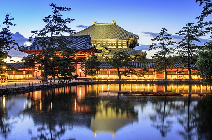 Temple City: Historic Nara