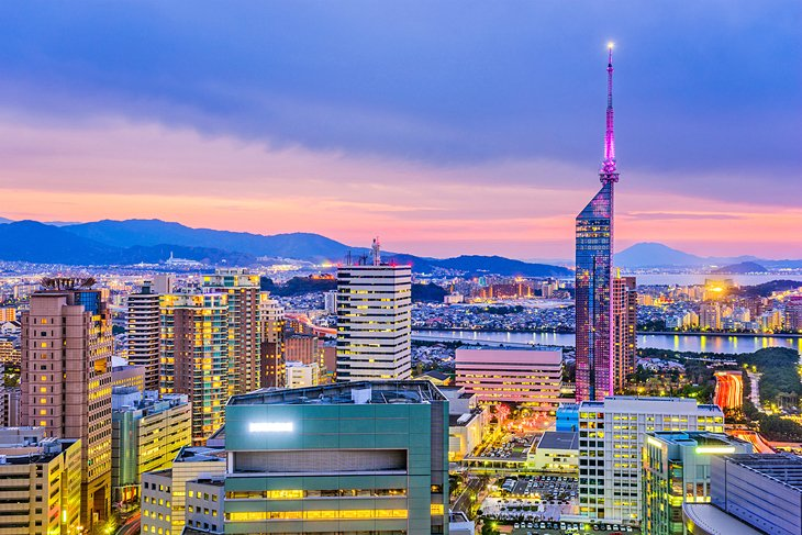 12 Top-Rated Tourist Attractions in Fukuoka | PlanetWare