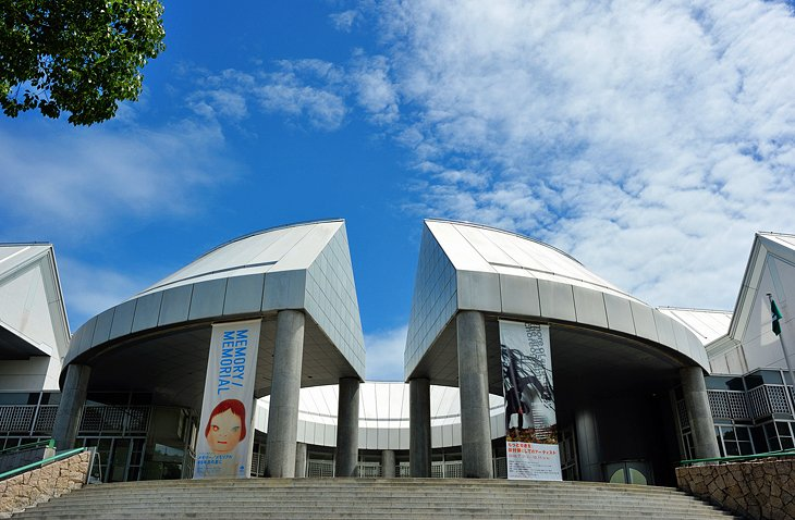 Hiroshima Museum of Art and Other Galleries