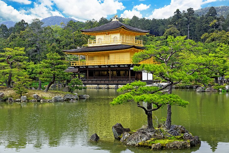 Kinkaku-ji: The Golden Pavilion