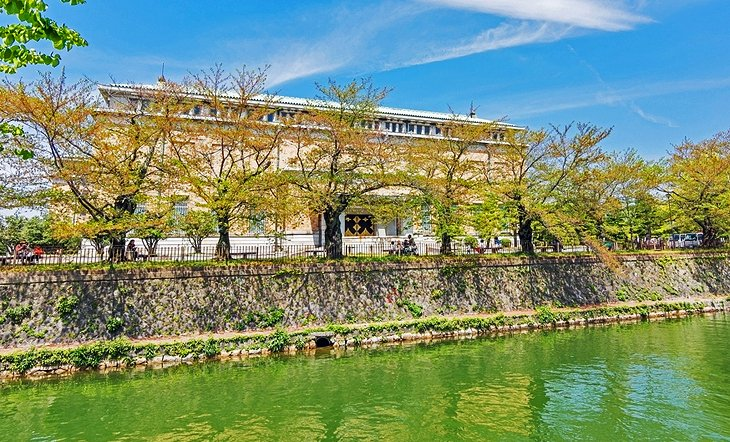 The Kyoto National Museum and Municipal Museum of Art