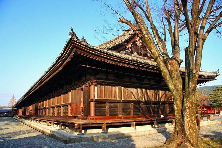 Temple Sanjūsangen-dō
