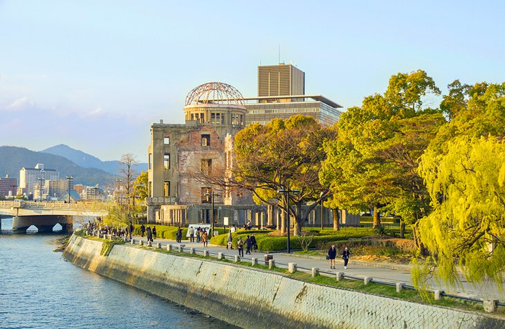 Hiroshima's Shrine Island