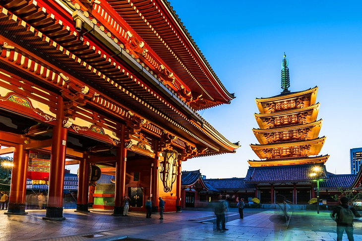12 Top Rated Tourist Attractions In Tokyo Planetware