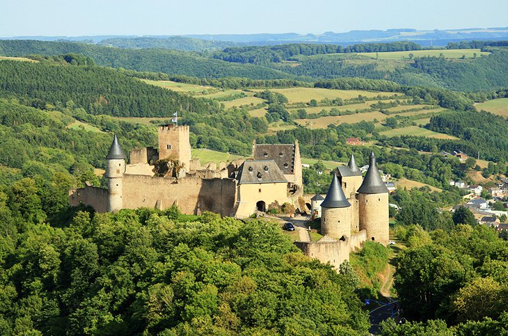 16 top rated tourist attractions in luxembourg planetware bourscheid castle publicscrutiny Gallery