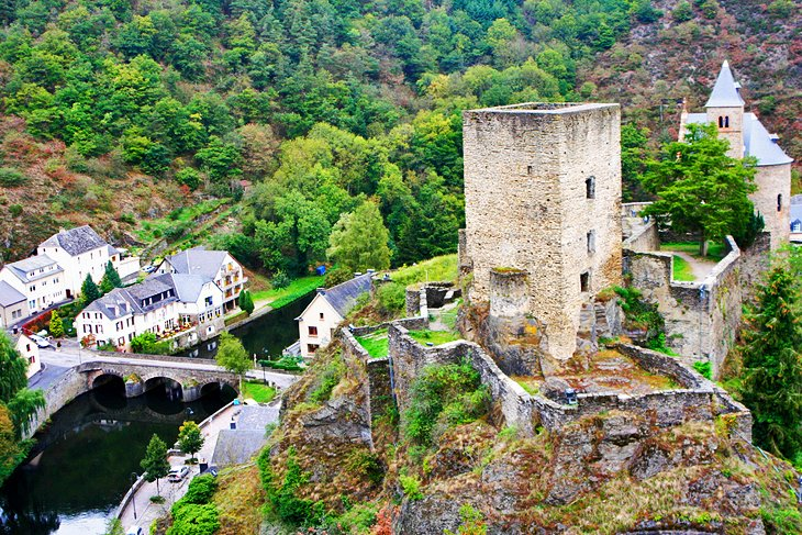 16 top rated tourist attractions in luxembourg planetware upper sre natural park and esch sur sre publicscrutiny Gallery