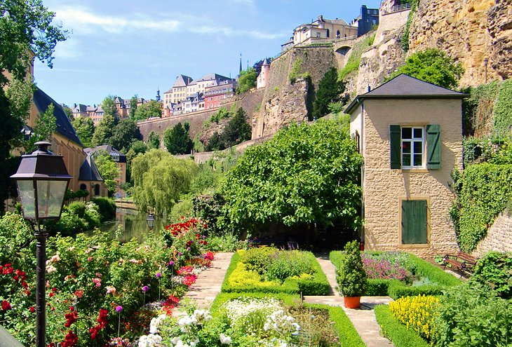20 top rated tourist attractions in luxembourg planetware - Office du tourisme luxembourg ...