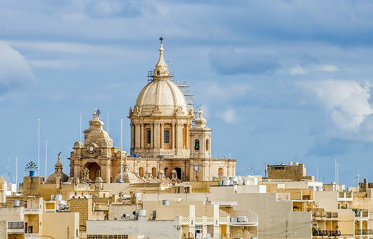 The Spectacular Sea Views of Historic Nadur