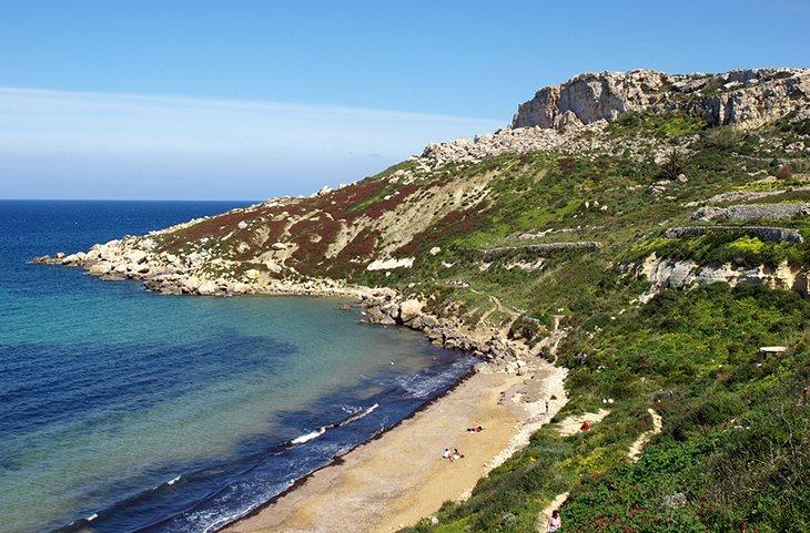 Gozo's Best Beach: Ir-Ramla il-Hamra
