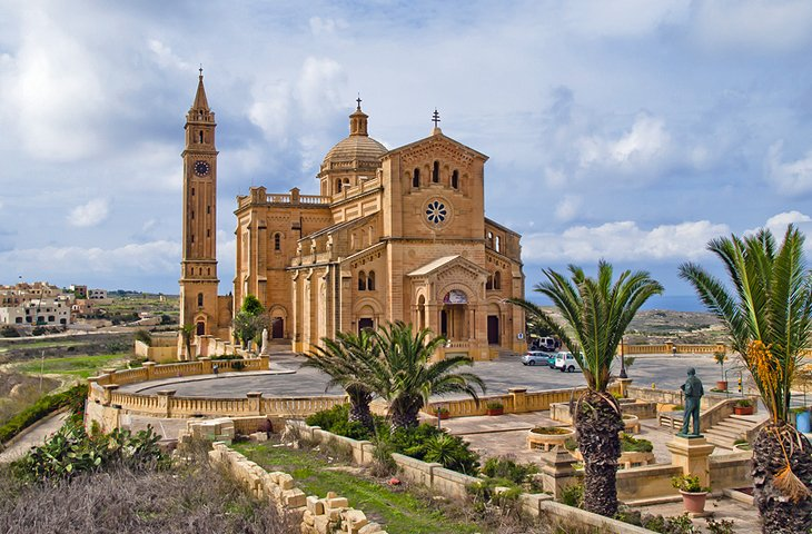 The Basilica of Ta' Pinu: A National Shrine and Pilgrimage Church