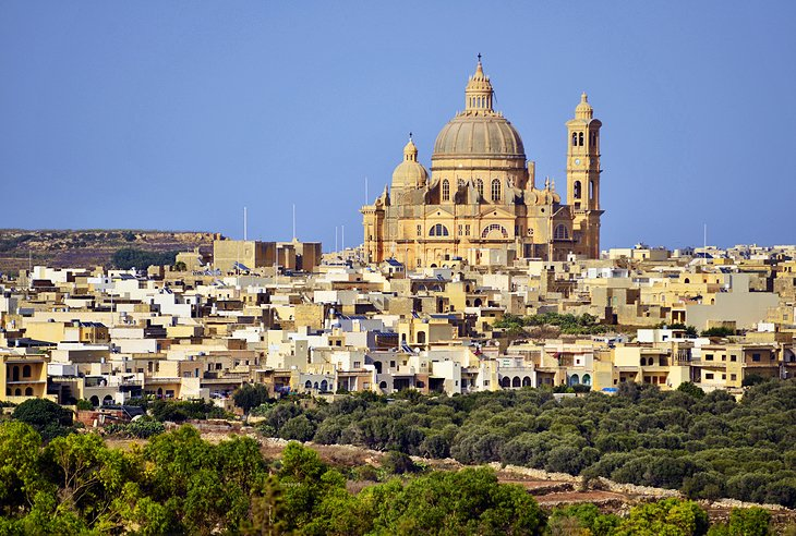 Xewkija Rotunda: Gozo's Largest Church