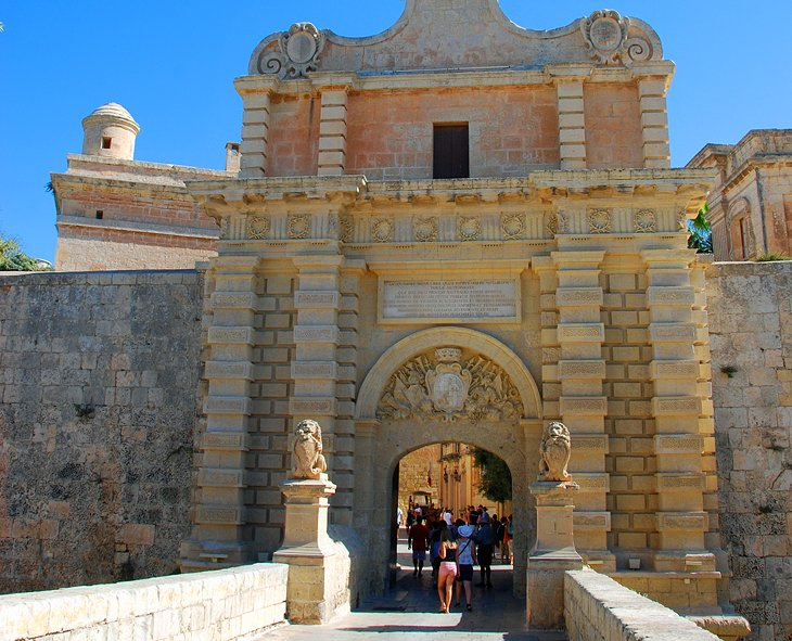 Mdina Citadel: Ancient Ramparts and Bastions