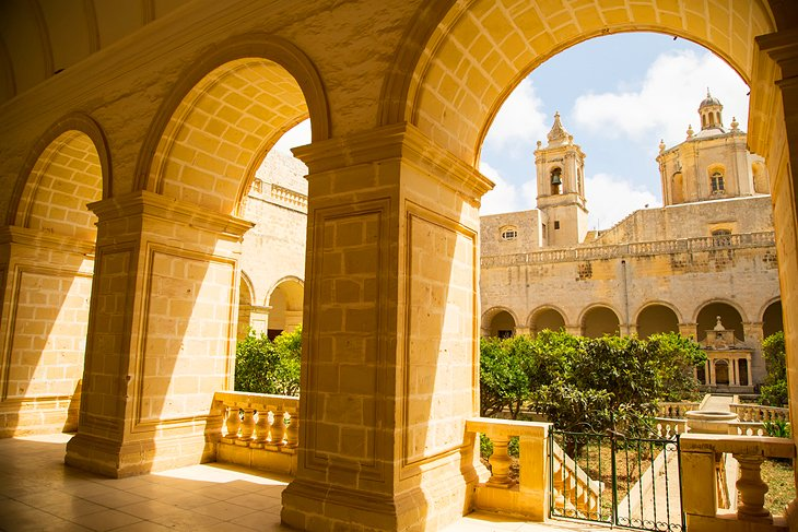 Historical Attractions in Rabat, Island of Malta