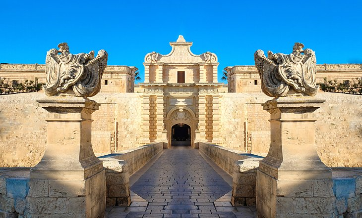 Medieval Walled City of Mdina