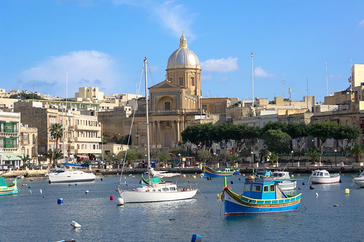 The Fishing Village of Kalkara