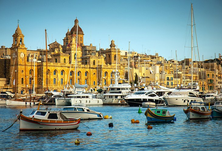 The Invincible City of Senglea