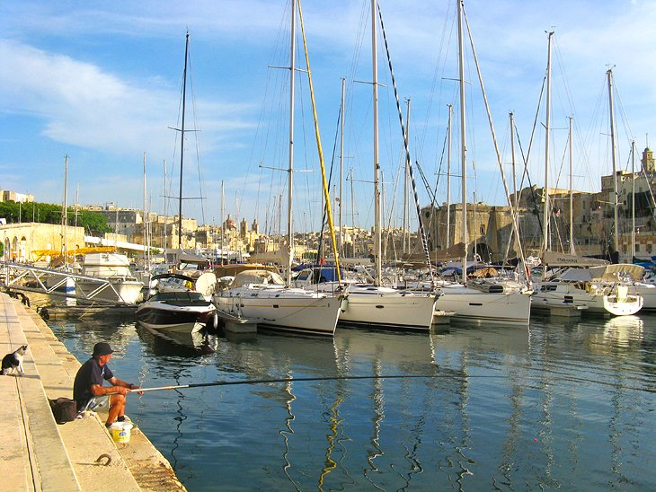 Vittoriosa: Maritime Capital with a Legacy of the Knights