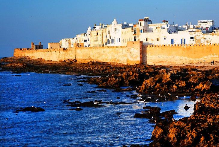 شهر ساحلی ایسایورا مراکش