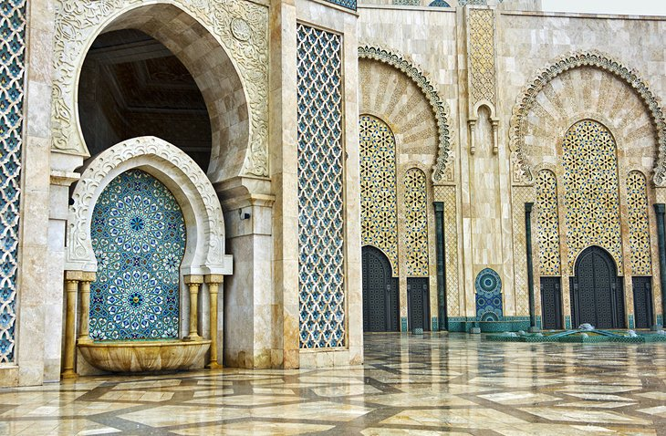 Top rated tourist attractions in casablanca planetware